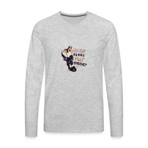 Siege Riley - Men's Premium Long Sleeve T-Shirt