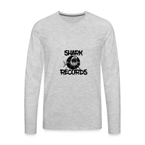 SharkRecordsTV - Men's Premium Long Sleeve T-Shirt