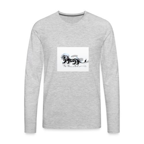 large - Men's Premium Long Sleeve T-Shirt