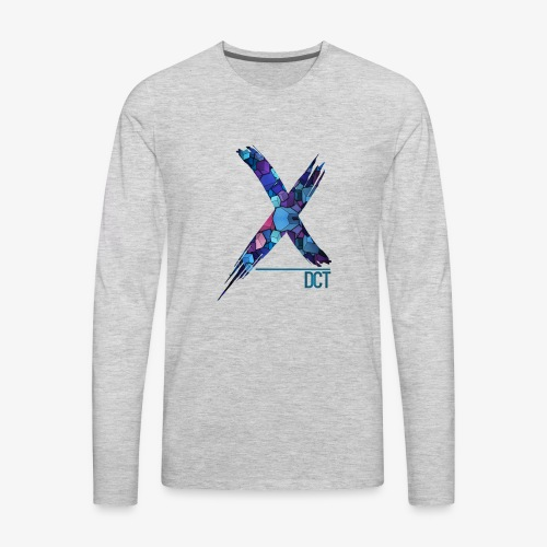 Official DCT X Design - Men's Premium Long Sleeve T-Shirt