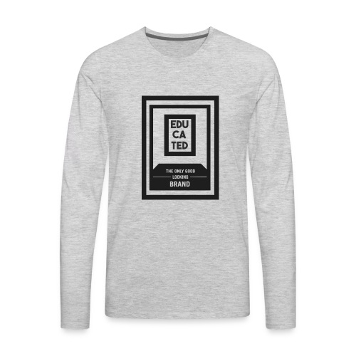 A0A947E7 FD30 4500 BF8A B9571B322CFF - Men's Premium Long Sleeve T-Shirt