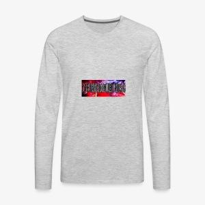 518 Whirl Design - Men's Premium Long Sleeve T-Shirt