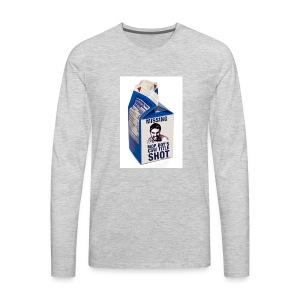 Missing CSW Title shot - Men's Premium Long Sleeve T-Shirt