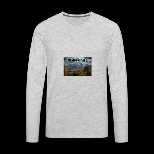 Vermont Life - Men's Premium Long Sleeve T-Shirt