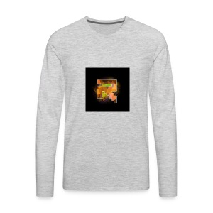 My icon on YT - Men's Premium Long Sleeve T-Shirt