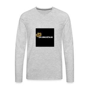 Exploring - Men's Premium Long Sleeve T-Shirt
