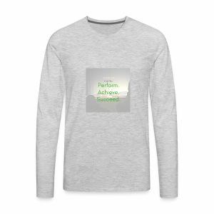 Dream Big - Men's Premium Long Sleeve T-Shirt