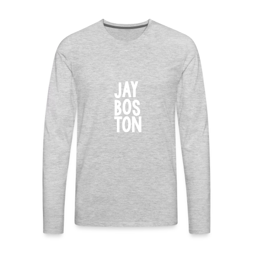 Jay Boston - Official Brand - Men's Premium Long Sleeve T-Shirt
