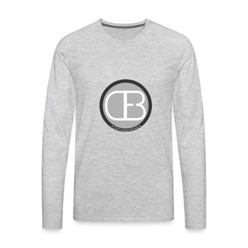 D'ARTAGNAN BRAND - Men's Premium Long Sleeve T-Shirt