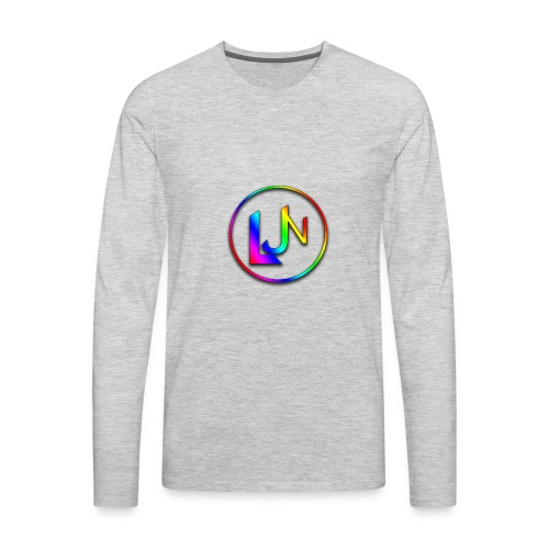 LJN_Logo - Men's Premium Long Sleeve T-Shirt