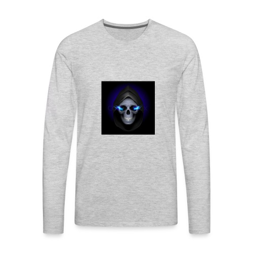 codz gming logo - Men's Premium Long Sleeve T-Shirt
