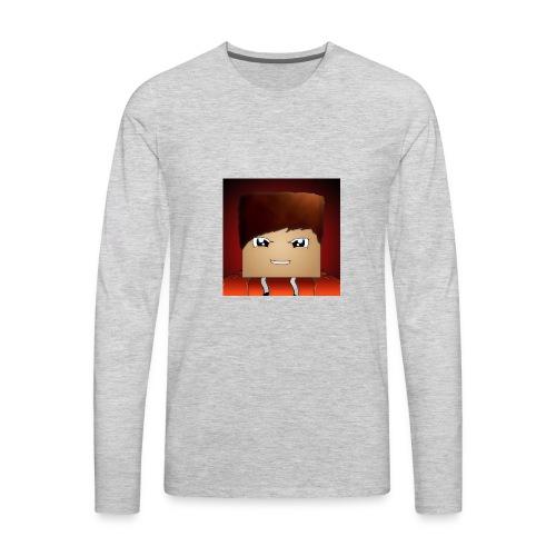 WolfGaming925 - Men's Premium Long Sleeve T-Shirt