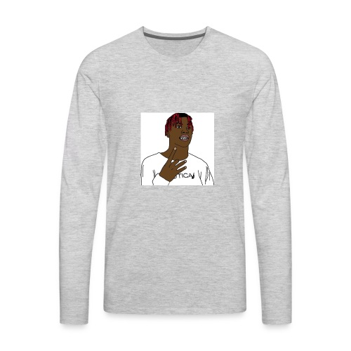 Flamgod123 - Men's Premium Long Sleeve T-Shirt
