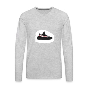 Blaze yezzy - Men's Premium Long Sleeve T-Shirt