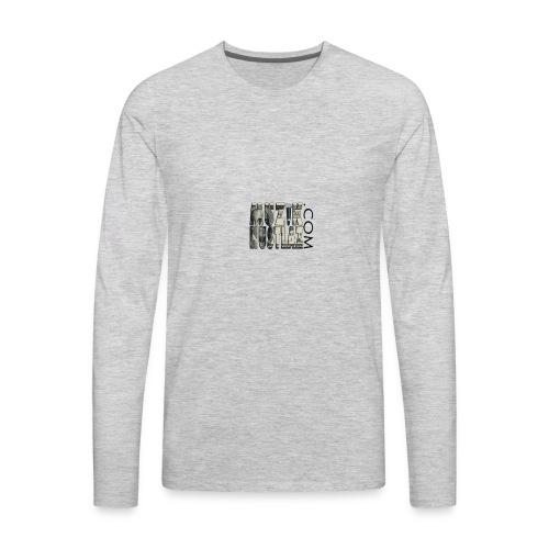 MHL - Men's Premium Long Sleeve T-Shirt