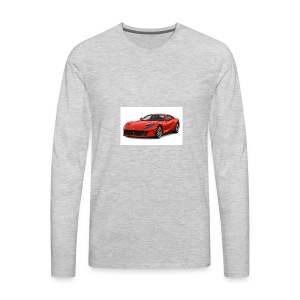Joshua Powell - Men's Premium Long Sleeve T-Shirt