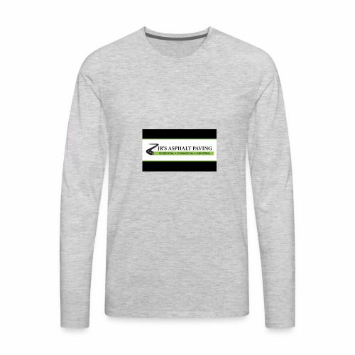 jrs asphalt - Men's Premium Long Sleeve T-Shirt