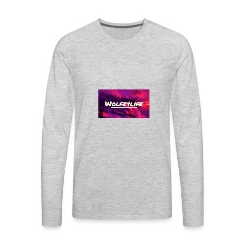 W4LYT - Men's Premium Long Sleeve T-Shirt