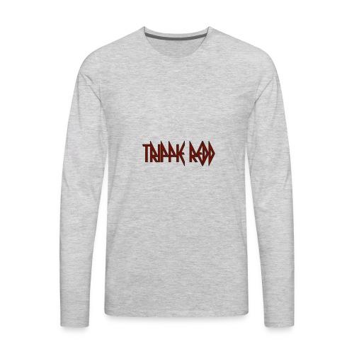 trippie redd logo - Men's Premium Long Sleeve T-Shirt