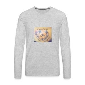 Long live your heart - Men's Premium Long Sleeve T-Shirt