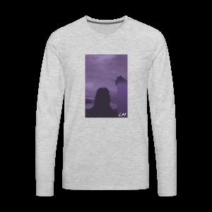 PURPLE PROMISE - Men's Premium Long Sleeve T-Shirt