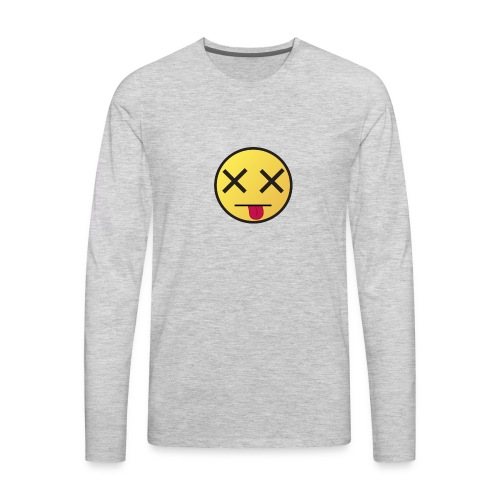 When I wake up - Men's Premium Long Sleeve T-Shirt