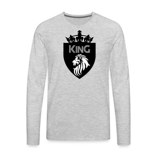 Lion King - Men's Premium Long Sleeve T-Shirt