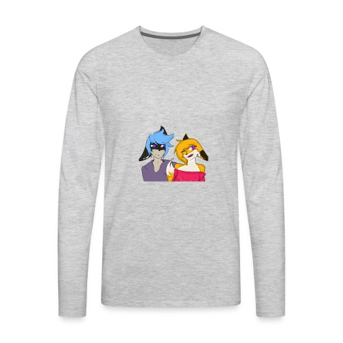 Ethan+Ella - Men's Premium Long Sleeve T-Shirt
