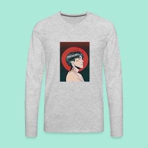 Hoseok art - Men's Premium Long Sleeve T-Shirt