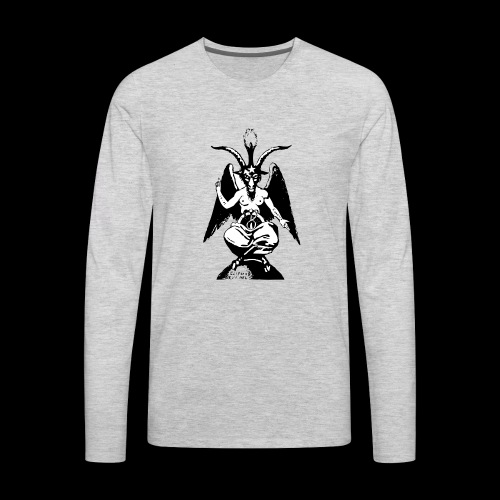 Baphomet - Men's Premium Long Sleeve T-Shirt
