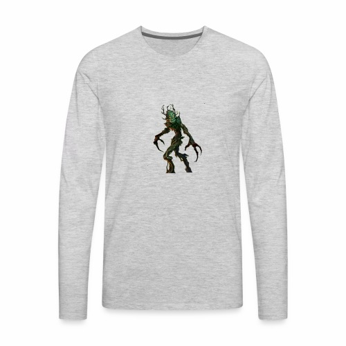 sprigganbody3 - Men's Premium Long Sleeve T-Shirt