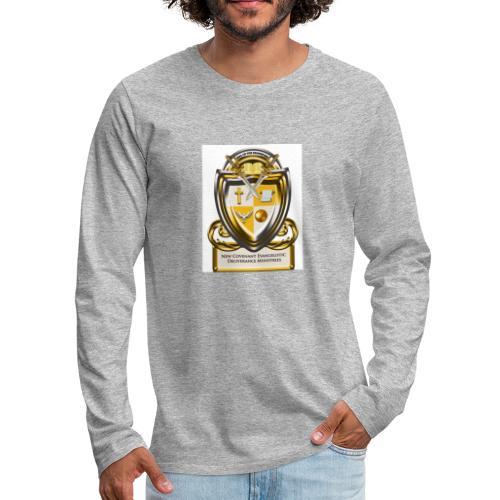 Seal Of The Prophetess - Men's Premium Long Sleeve T-Shirt