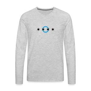 dzyn chi - Men's Premium Long Sleeve T-Shirt