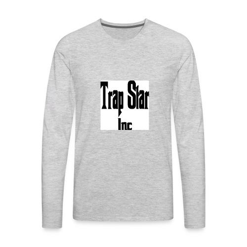 TrapStar Inc. - Men's Premium Long Sleeve T-Shirt