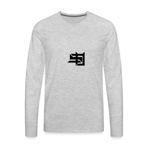 SU official logo - Men's Premium Long Sleeve T-Shirt