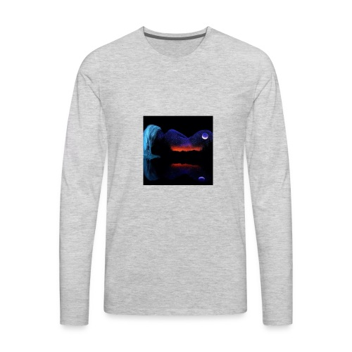 Rude - Men's Premium Long Sleeve T-Shirt
