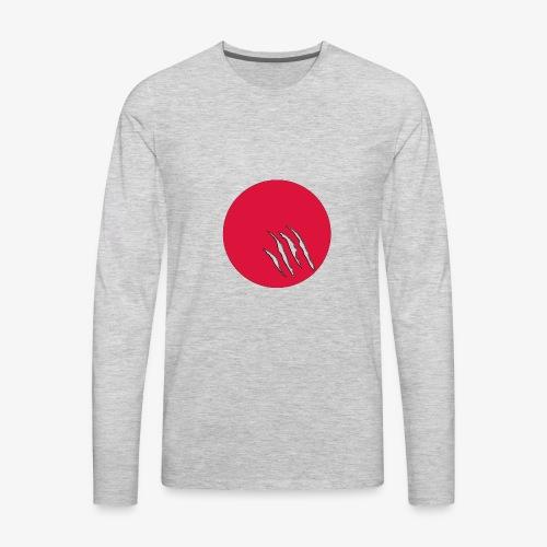 Japan Attack - Men's Premium Long Sleeve T-Shirt