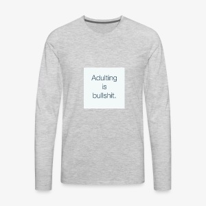 91419B8D 91AE 43BF 8758 B654B5FF9E68 - Men's Premium Long Sleeve T-Shirt