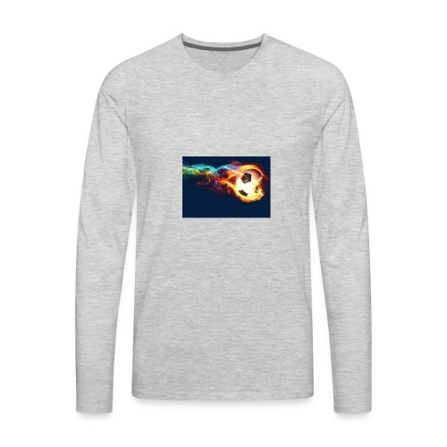 Vanessa Marchione - Men's Premium Long Sleeve T-Shirt