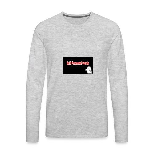 spirits parnormal society - Men's Premium Long Sleeve T-Shirt