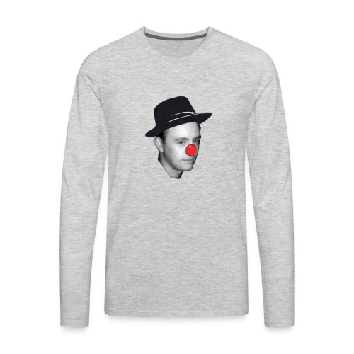 Once upon a bitch - Men's Premium Long Sleeve T-Shirt