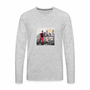 Driven By Purpose - Men's Premium Long Sleeve T-Shirt