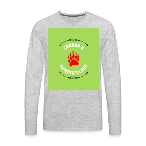 #beabooty - Men's Premium Long Sleeve T-Shirt
