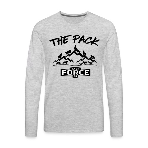The Pack - Men's Premium Long Sleeve T-Shirt