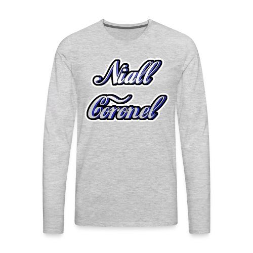 Niall - Men's Premium Long Sleeve T-Shirt