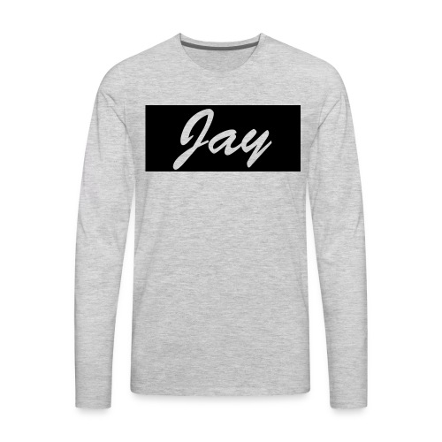 Jay Shirts - Men's Premium Long Sleeve T-Shirt