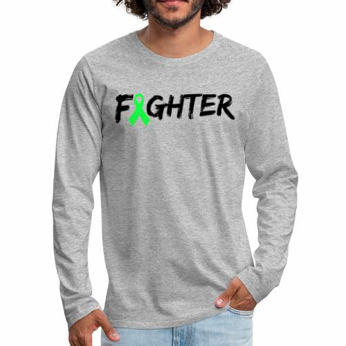 Lyme Fighter - Men's Premium Long Sleeve T-Shirt