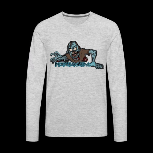 Dark zombie - Men's Premium Long Sleeve T-Shirt