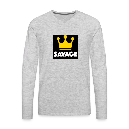 5DCD047A 7341 45E9 AB38 A9F2685485AE - Men's Premium Long Sleeve T-Shirt