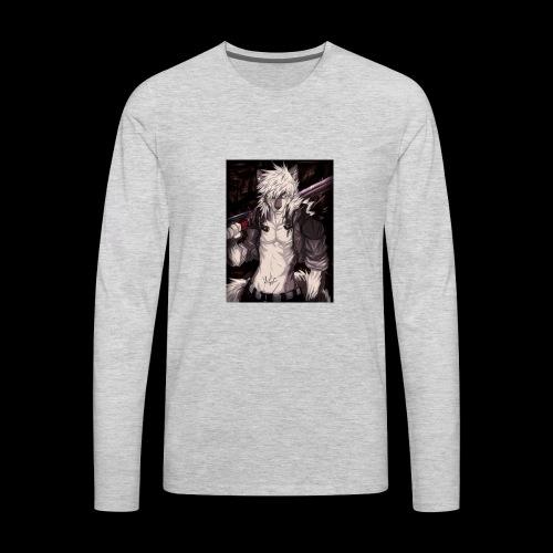 WkMlhX8 - Men's Premium Long Sleeve T-Shirt
